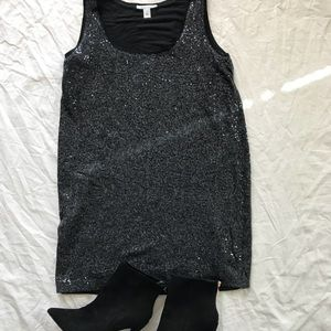Kenneth Cole Sequence Dress